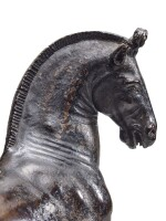 ITALIAN, PROBABLY PADUA, FIRST HALF 16TH CENTURY AFTER THE ANTIQUE | Pacing Horse