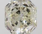 A 1.16 Carat Cut-Cornered Rectangular Modified Brilliant-Cut Diamond, N Color, VVS2 Clarity