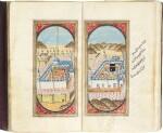 AN ILLUMINATED COLLECTION OF PRAYERS, INCLUDING DALA'IL AL-KHAYRAT, COPIED BY AHMAD IBN AMIRZADE, TURKEY, OTTOMAN, DATED 1091 AH/1681-82 AD