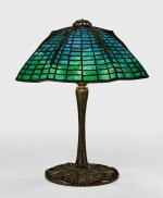 "TIFFANY STUDIOS | ""SPIDER"" TABLE LAMP"