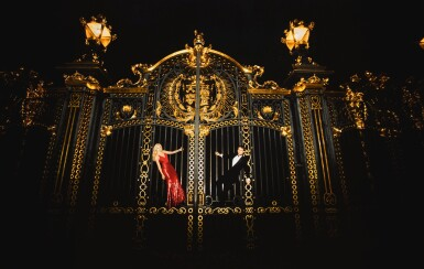 TYLER SHIELDS | BEYOND THE GATES, 2012