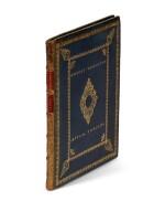 Aeschylus, Tragoedia Septem-Thebana, Paris, 1585, later navy morocco gilt, Syston Park copy