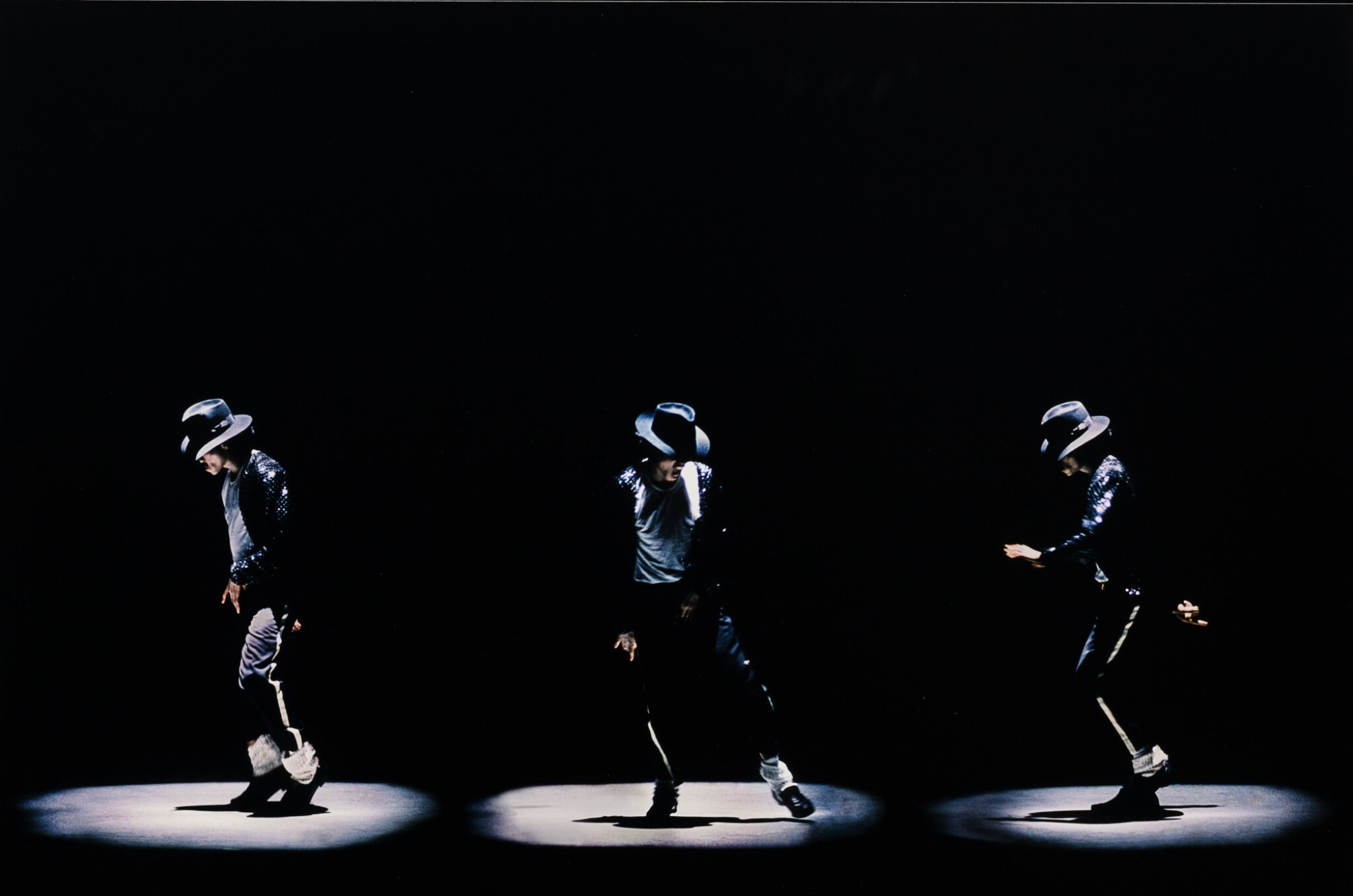 View full screen - View 1 of Lot 199. Michael Jackson, Chicago 1988.
