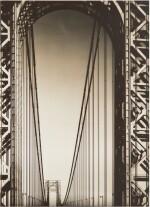 MARGARET BOURKE-WHITE | GEORGE WASHINGTON BRIDGE
