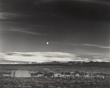 View 1. Thumbnail of Lot 6. 'Moonrise, Hernandez, NM'.