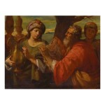 LORENZO PASINELLI | REBECCA AND ELIEZER AT THE WELL