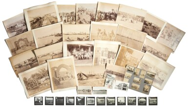 View full screen - View 1 of Lot 130. Red Sea, Suakin | Photographs of the Red Sea Port of Suakin, c.1880s to 1930s, with two reference books.
