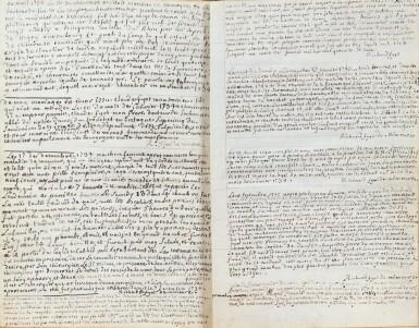 View 9. Thumbnail of Lot 23. Livre d'heures (usage de Rome). Heures dites de Fyot de Mimeure. [Belgique, Bruges, vers 1460].