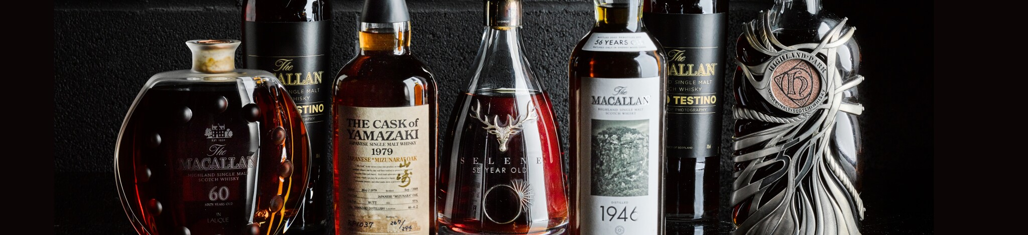 Distilled | Rare Scotch and Japanese Whisky