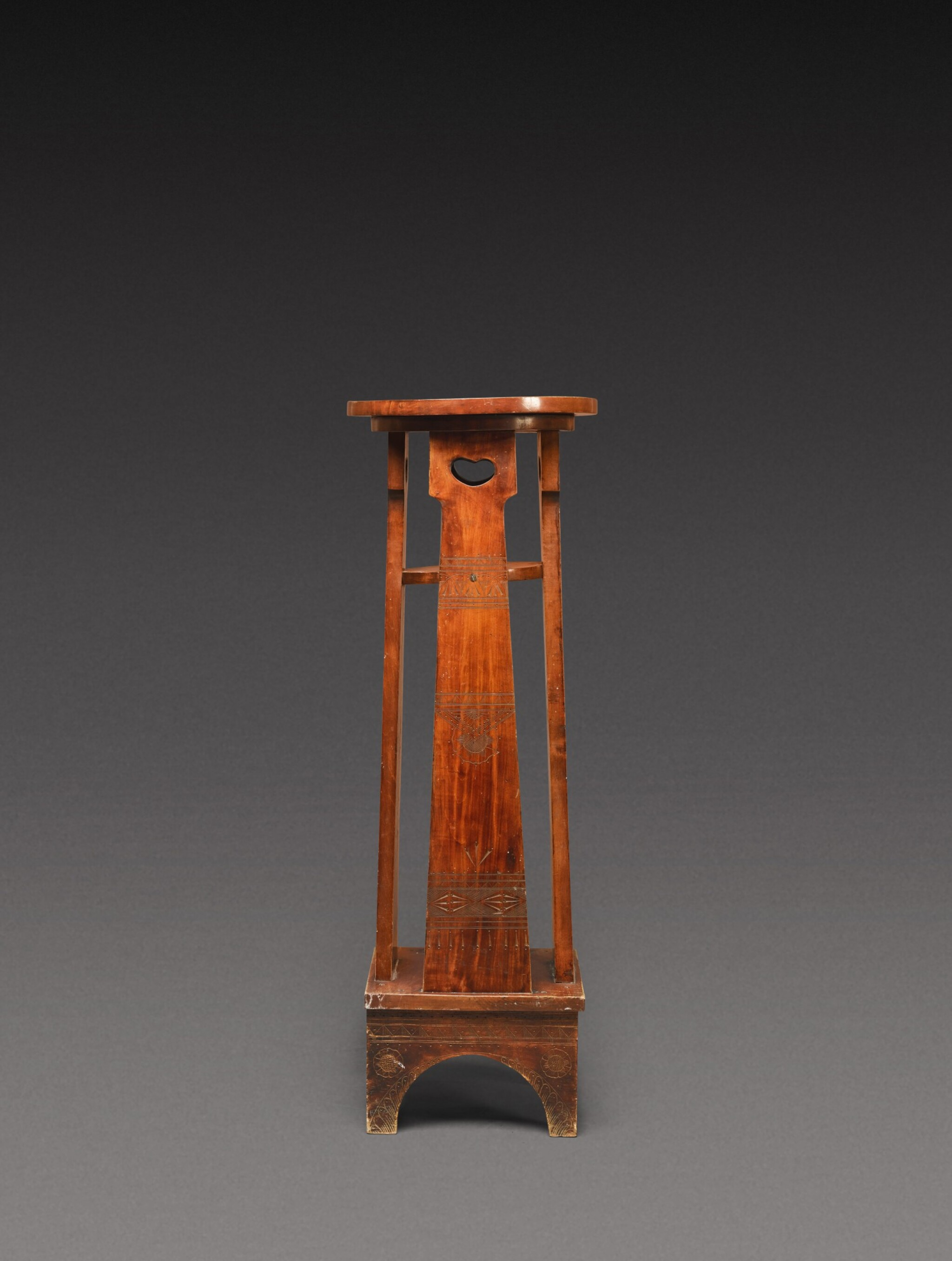 View full screen - View 1 of Lot 182. Secessionist pedestal.