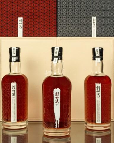 View 5. Thumbnail of Lot 8. Karuizawa 50 Year Old LMDW Bourbon Cask #8636 62.3 abv 1965 (1 BT70).