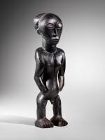 Statue, Hemba, République Démocratique du Congo | Hemba figure, Democratic Republic of the Congo