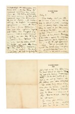 GERTRUDE BELL | autograph letter signed, to Sir Frank Swettenham, c.1904
