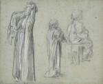 Studies for The Light of the Harem