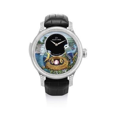 """View 1. Thumbnail of Lot 2266. JAQUET DROZ 