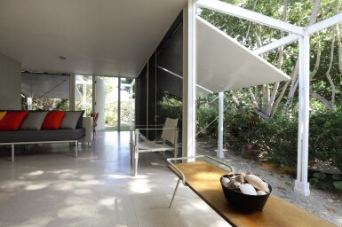 View 4. Thumbnail of Lot 343. PAUL RUDOLPH | THE WALKER GUEST HOUSE.