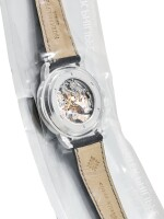 PATEK PHILIPPE | REFERENCE 5070, A WHITE GOLD CHRONOGRAPH WRISTWATCH IN SERVICE SEAL, CIRCA 2005