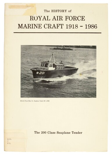 View 1. Thumbnail of Lot 109. LAWRENCE, T.E.   The 200 Class Seaplane Tender..., 1987 edition.