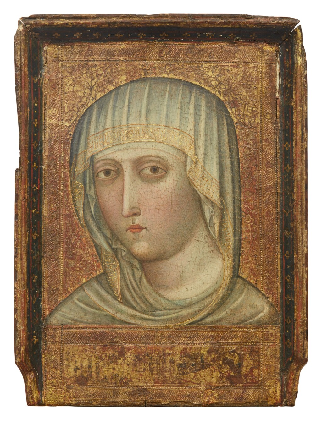 JAUME CABRERA   VERONICA OF THE VIRGIN MARY