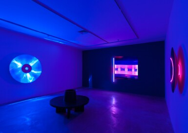 View 3. Thumbnail of Lot 1. CHRIS LEVINE | LIGHT IS LOVE, 2018.