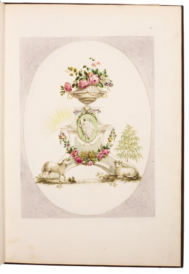 View 3. Thumbnail of Lot 10. Edwards | A Collection of Flowers drawn from Nature, [1783-1798].