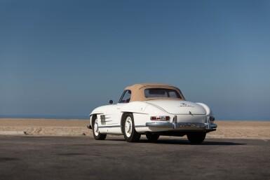View 2. Thumbnail of Lot 65. 1960 Mercedes-Benz 300SL Roadster.