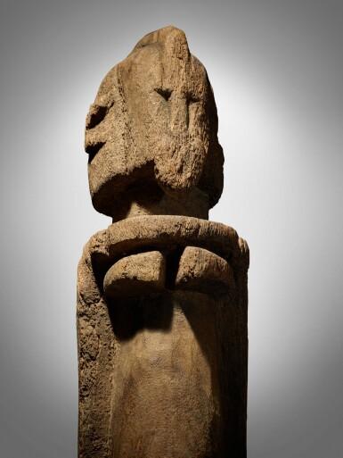 View 4. Thumbnail of Lot 60. Dogon Figure, Mali.