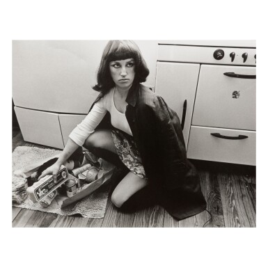 CINDY SHERMAN | UNTITLED FILM STILL #10