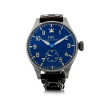 REFERENCE IW5104-01 BIG PILOT HERITAGE 55 A LIMITED EDITION TITANIUM WRISTWATCH, CIRCA 2016
