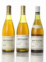 Montrachet 1979 Domaine de la Romanée-Conti (3 BT)