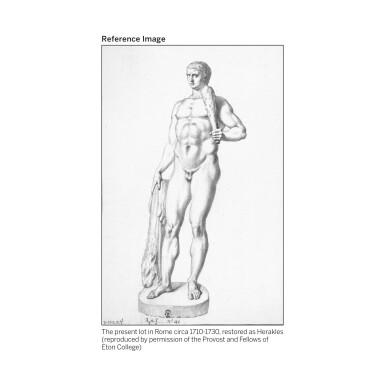 View 4. Thumbnail of Lot 225. A ROMAN MARBLE TORSO OF A MAN, CIRCA 2ND CENTURY A.D..