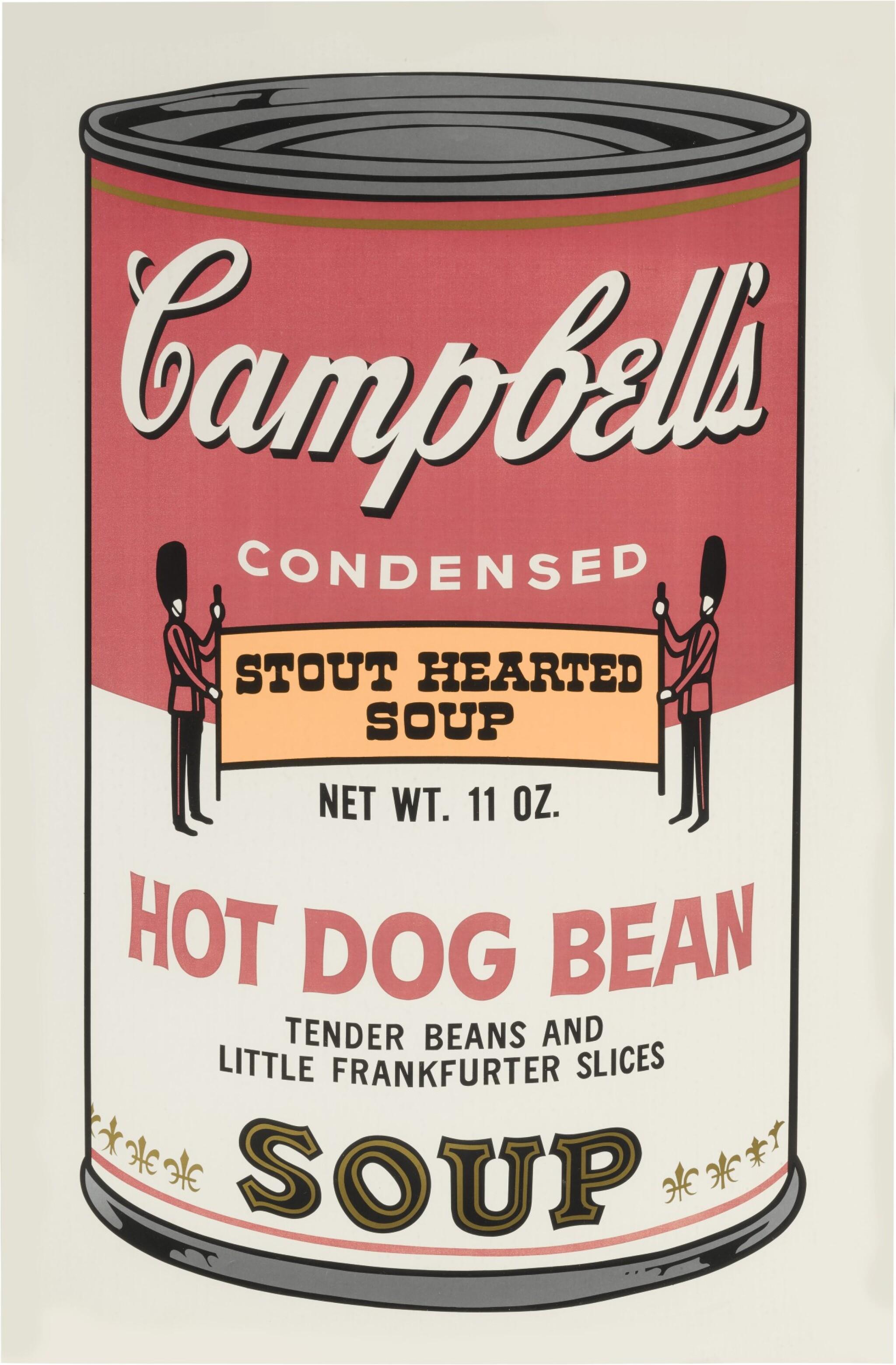 View full screen - View 1 of Lot 173. Hot Dog Bean (Feldman & Schellmann II.59).
