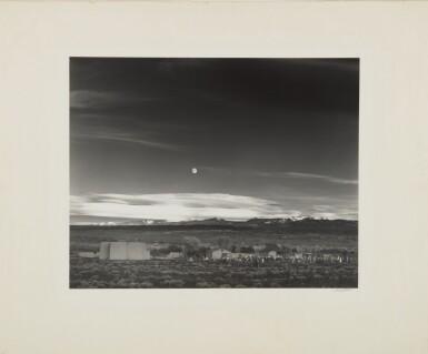 View 3. Thumbnail of Lot 6. 'Moonrise, Hernandez, NM'.