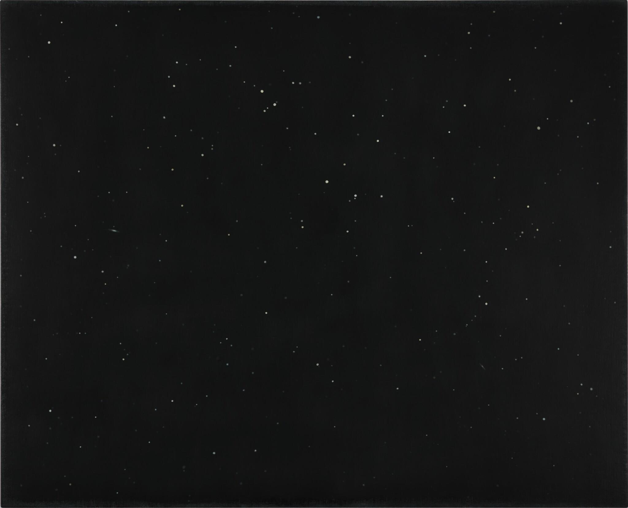 View full screen - View 1 of Lot 115. VIJA CELMINS | NIGHT SKY #7 .