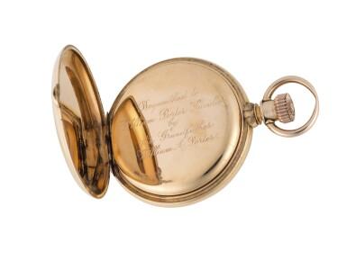 View 4. Thumbnail of Lot 78. LOUIS AUDEMARS | YELLOW GOLD OPEN-FACED WATCH CIRCA 1910.