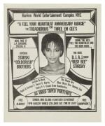 [PHASE 2] | Collection of 10 early Hip Hop flyers designed by Phase 2, ranging in date from 1981-1982.
