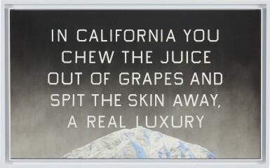 View 2. Thumbnail of Lot 10. California Grape Skins.
