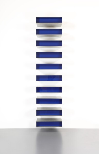 View 4. Thumbnail of Lot 26. DONALD JUDD | UNTITLED .