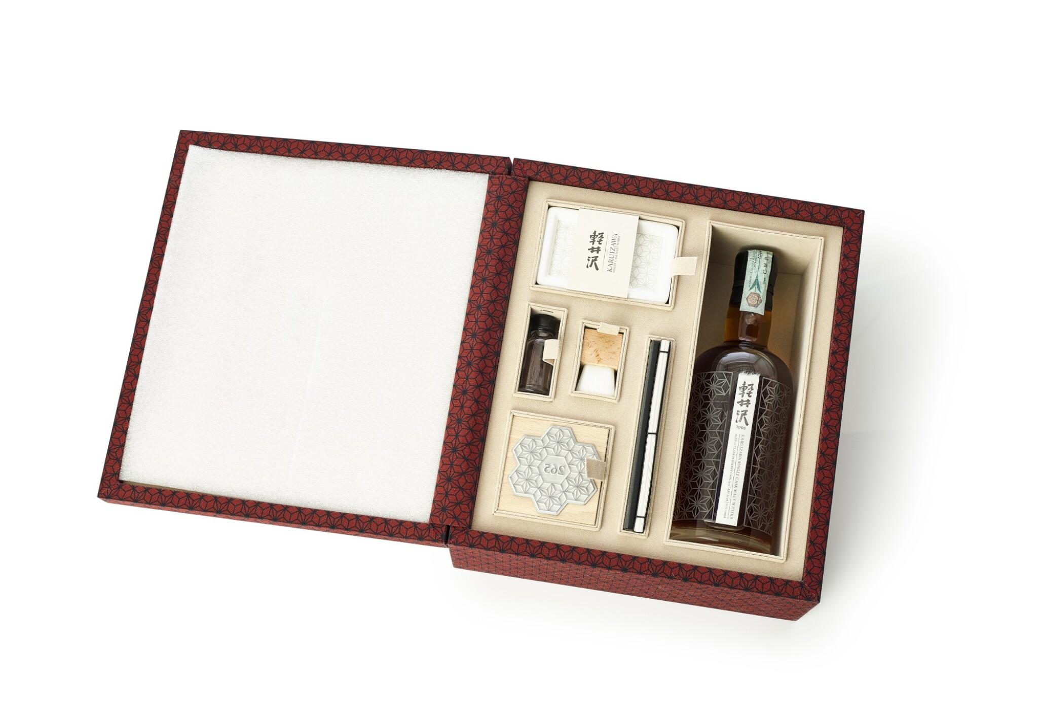 View full screen - View 1 of Lot 7660. 輕井澤Karuizawa Single Malt Whisky Aged 50 Years - Sherry Cask #2372 1965 (1 BT70).
