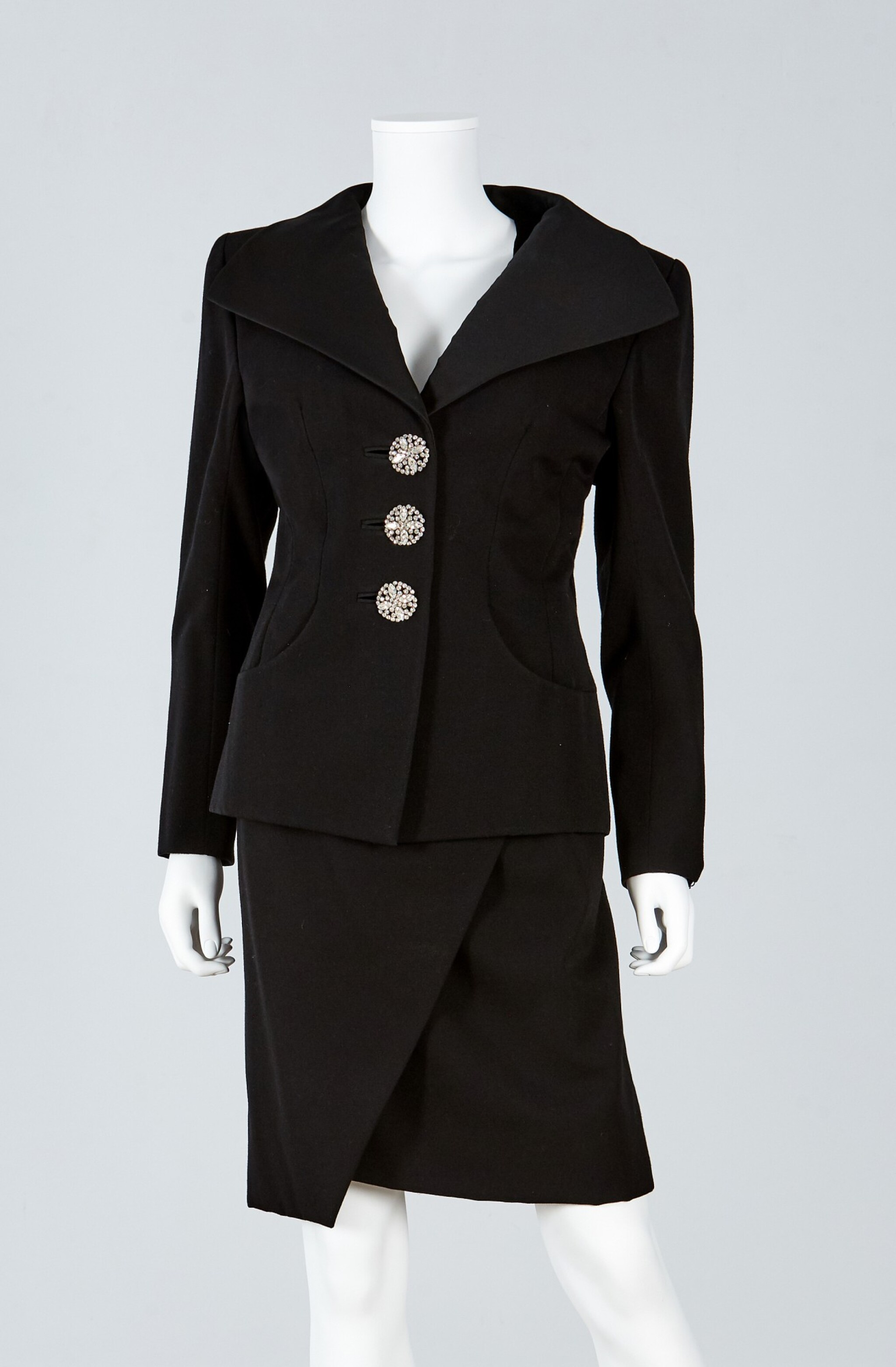 View 1 of Lot 39. Haute Couture Suit Ensemble, Fall/Winter Collection, 1989.