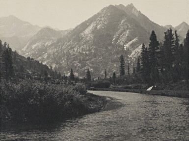 View 18. Thumbnail of Lot 47. The Sierra Club Outing, 1930.