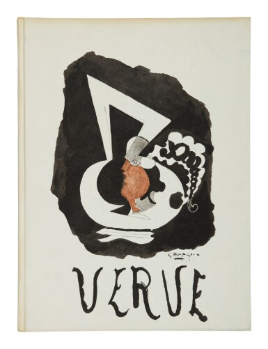 View 1. Thumbnail of Lot 136. Revue Verve, Vol. VII, Nos 27-28.