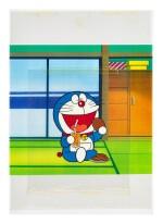 DORAEMON BY SHIN-EI ANIMATION 哆啦A夢 by 新銳動畫 | DORAEMON ANIMATION CEL 哆啦A夢動畫手稿