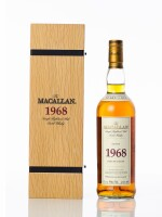 The Macallan Fine & Rare 34 Year Old 51.0 abv 1968 (1 BT75)