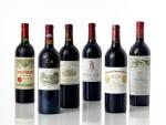 Bordeaux Caisse Prestige 2005  (6 BT)