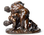 ITALIAN, CIRCA 1800, AFTER THE ANTIQUE | THE WRESTLERS