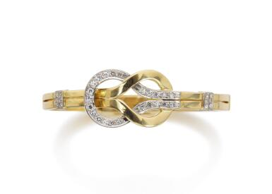 GOLD AND DIAMOND BRACELET | ILIAS LALAOUNIS