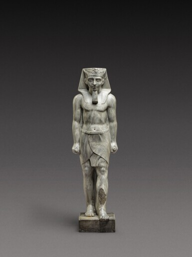 View 1. Thumbnail of Lot 115. French, in Ancient Egyptian Style | Pharaoh.