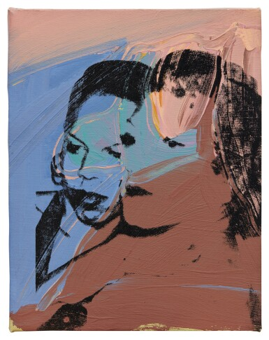 View 1. Thumbnail of Lot 98. ANDY WARHOL | LADIES AND GENTLEMAN.