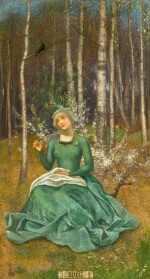 MARIANNE STOKES | April